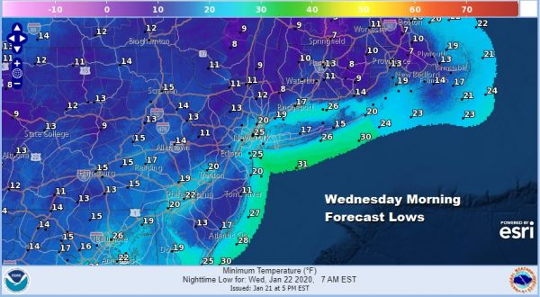 Temperatures Moderate Raw Rainy Weekend Snow Well Inland
