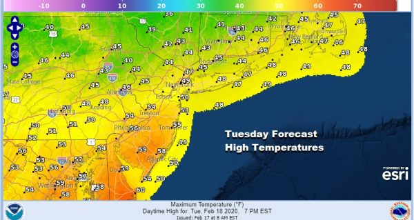 Presidents Day Sunshine Week Ahead Outlook No Major Storms Ahead