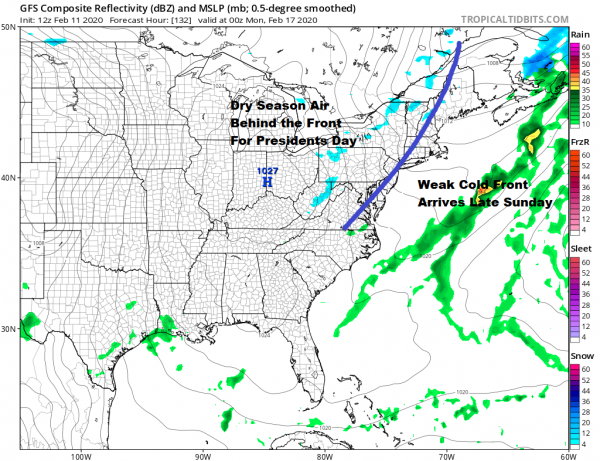 Weather Improves Late Today More Rain Late Wednesday Thursday Holiday Weekend Forecast