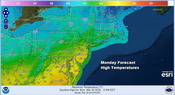 Soupy Weather Continues For A While Longer Some Improvement Monday