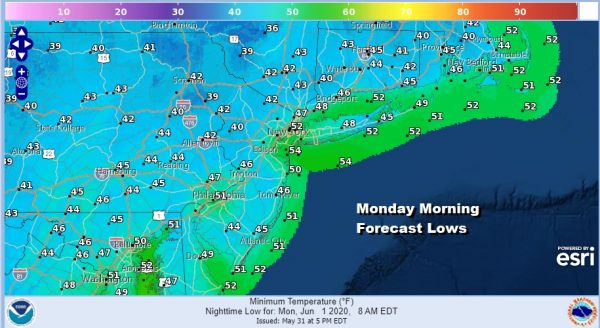 June Begins Monday Fast Flow Weather Systems Every Twenty Four Hours