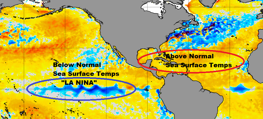 Tropics Busy For Late May Early June