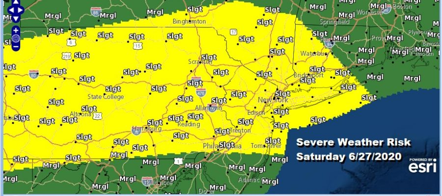 Heat Humidity Expanded Severe Weather Risk Saturday
