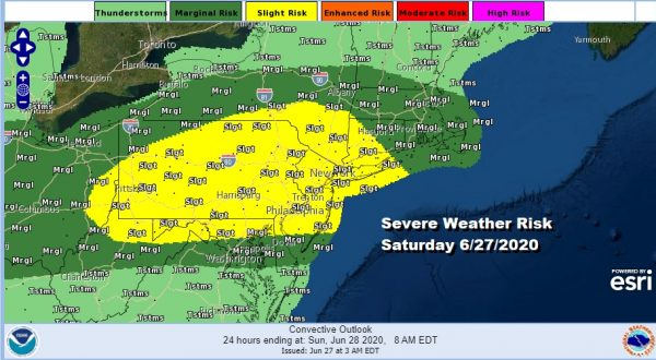 Severe Weather Risk Weekend Humidity Soars Thunderstorms Late Today