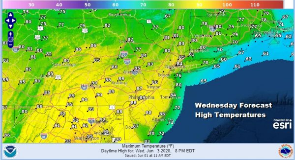June Begins Cool Warm Up Ahead Severe Weather Risks