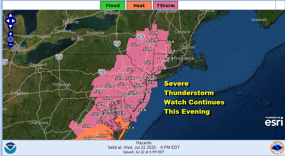 Severe Weather Moving Through This Evening Another Round Possible Thursday